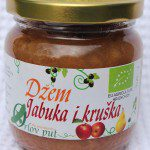 Eko proizvod dzem jabuka i kruska-212ml